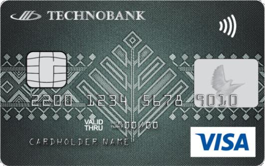 Доходная карточка Visa Classic