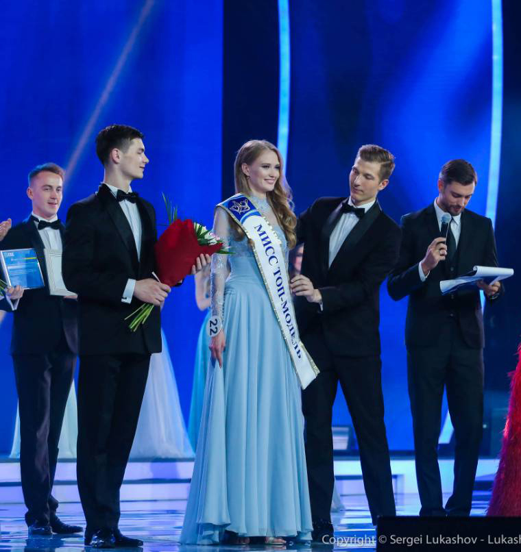 Технобанк «Мисс Беларусь - 2018»